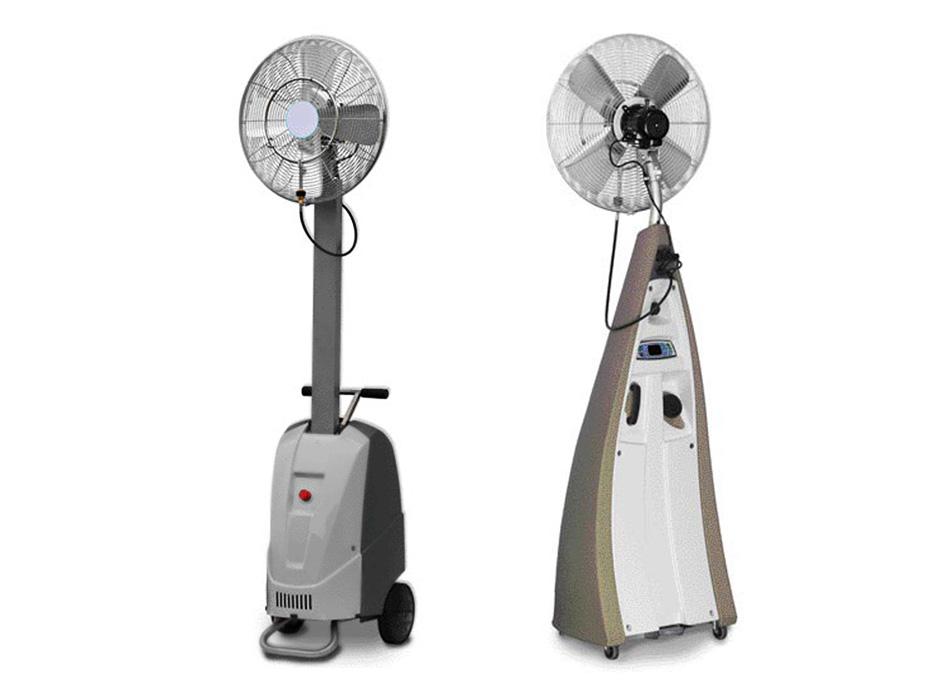 Mobile Kühlsysteme